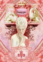 Marie-Antoinette by Mathieustern