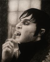Barnabas Collins by ElGatito