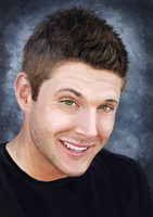 Jensen Ackles by PVersus