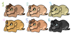 More lion cub adopts CLOSED by JackassTBD