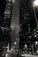 Downtown Houston 02 by Almost1216