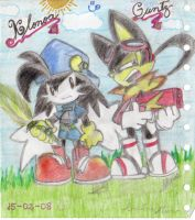 Klonoa by Mitsukunny