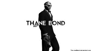 Thane Bond 007 by JoesHouseOfArt