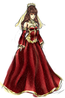 Terra dress design by MilanaMill