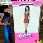 Agent Love Becames A Barbie Doll by The-Mind-Controller