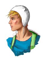Finn The Human by HaNJiHye