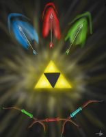 power of the triforce by x3KHloverx3