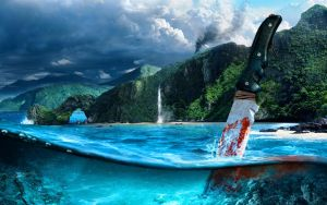 Far Cry 3 Wallpaper by djstefanco