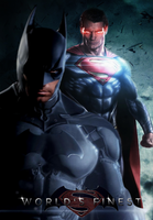 World's Finest 2015 by JosephCAW