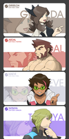 Asnolv Region -Elite Four- by zephleit