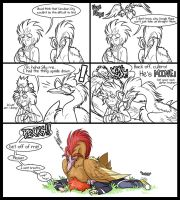 FireRed Kick@$$ Mode EXTRA 2 by YinDragon