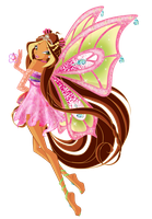 Flora Fata Enchantix by ColorfullWinx