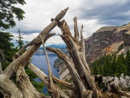 Crater Lake150708-113 by MartinGollery