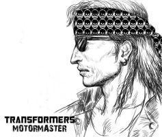 Motormaster Human by clerichan