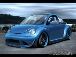 Vw New Beetle by AC-design