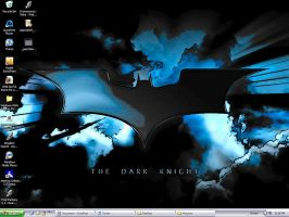 The Dark Knight by kags2715