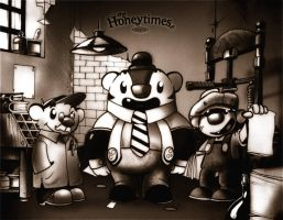 The Honeytimes by Raphooo2014