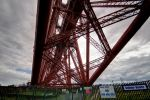 Under The Forth Bridge by alloria-sjg