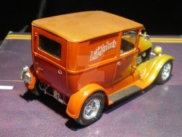 '26 Ford T Sedan Delivery BACK by SurfTiki