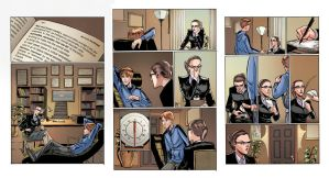 Billy the Pyro Pages 1-2-3 by Eddy-Swan-Colors