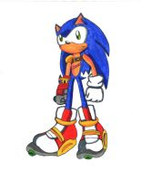 NR Sonic's profile by NIGHTSANDSONIC