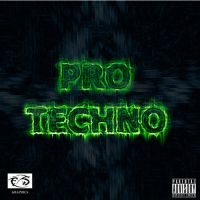 Techno CD cover by Live-2-Create