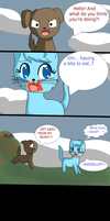 Legend Of Love And Blue Page 9 by StrawberryKittySwirl