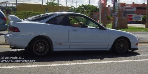 DC2 Acura Integra Type R by Mister-Lou