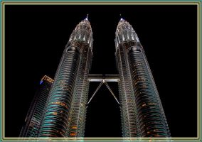 KLCC again by alashotokan
