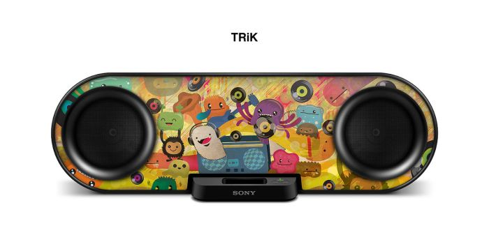 Sony TRiK Rendering by TheRyanFord