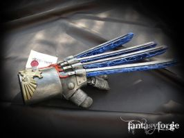 LARP Energy claws by FantasyForgeLARP