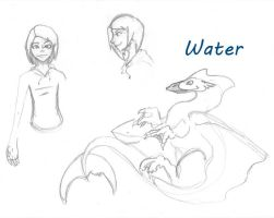 Water by Kendra-candraw