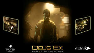 PS3 2011 Deus EX HR by CrossDominatriX5