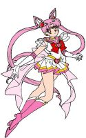 sailor pink moon by chibilady17