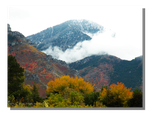 Southern Ridges of Y Mountain and Provo Peak by WillFactorMedia
