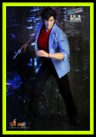 RYO SAEBA by Hot-Toys