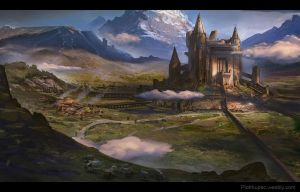 Highlands Castle by St-Pete