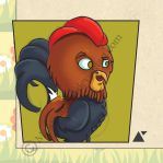 Rooster - Kallasher by MasoudBahal