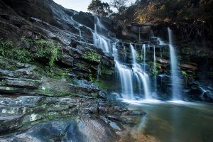Paradise Valley Falls by Arty-eyes