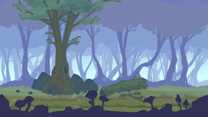 Wip Parallax Background by StormAndy