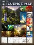 influence map by Apofiss
