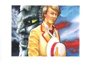 The 5th Doctor by Hognatius