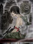 I, In My Apocalyptic World by MrDeath13