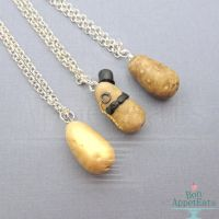 Potato Necklaces by Bon-AppetEats