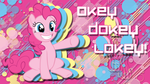 Pinkie Pie Wallpaper by Fiftyniner