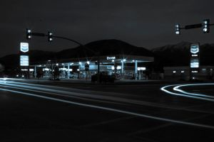 Night Scene by redvideo