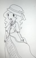 Victorian Fionna by ceruleancrayons