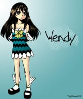 Wendy - Fairy Tail by DayDreams1920