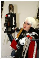 MCM Expo - Battlesister by RedCathedral