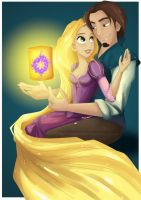 Tangled - For you by ElasserPrincess